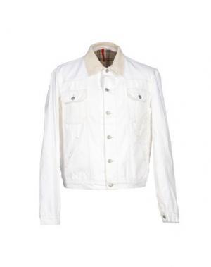 Куртка NICWAVE. Цвет: белый