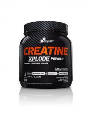 Креатин OLIMP Creatine Xplode Powder 500 г (ананас) Nutrition. Цвет: черный