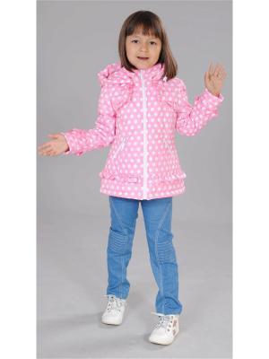 Куртка Милашка Сьюзи. Цвет: розовый