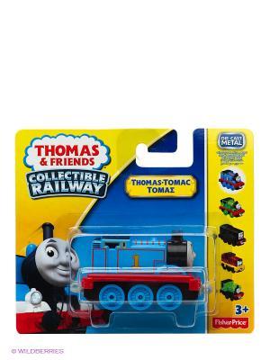Паровозик базовый Серия Коллекция THOMAS & FRIENDS. Цвет: голубой