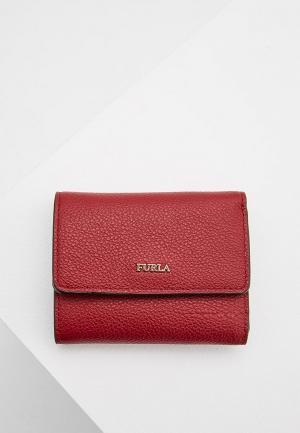 Кошелек Furla. Цвет: бордовый