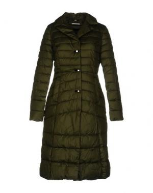 Куртка BIANCOGHIACCIO. Цвет: зеленый-милитари