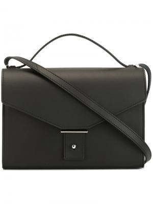 Средняя сумка через плечо Pb 0110. Цвет: чёрный