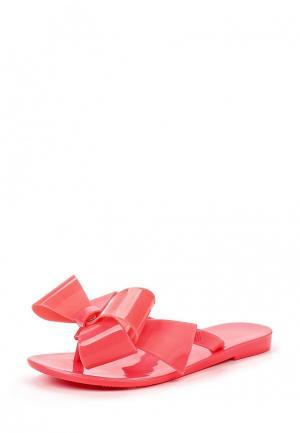 Сланцы Melissa. Цвет: розовый