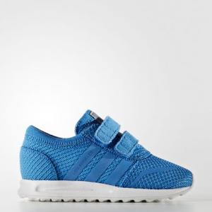Кроссовки Los Angeles  Originals adidas. Цвет: белый