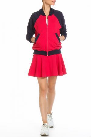Спортивный костюм Rocawear. Цвет: красный