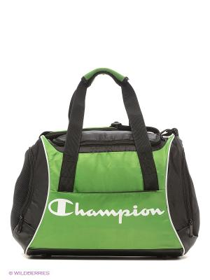 Сумка CHAMPION. Цвет: зеленый