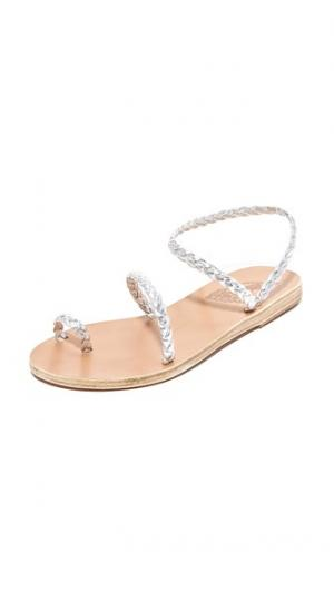 Сандалии Eleftheria Ancient Greek Sandals. Цвет: голубой