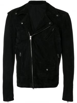 Biker jacket Salvatore Santoro. Цвет: чёрный