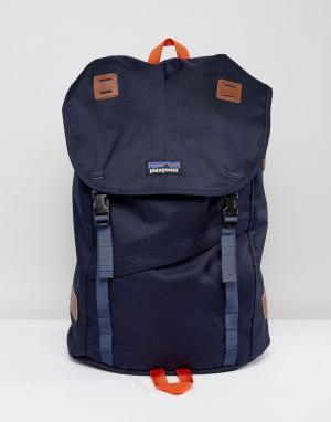 Patagonia Темно-синий рюкзак Toromiro. Цвет: темно-синий