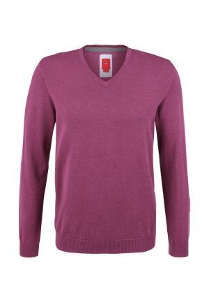 Пуловер s.Oliver. Цвет: фиолетовый