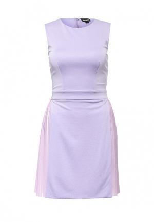 Платье Just Cavalli. Цвет: фиолетовый