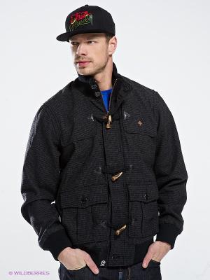 Куртка LRG. Цвет: антрацитовый