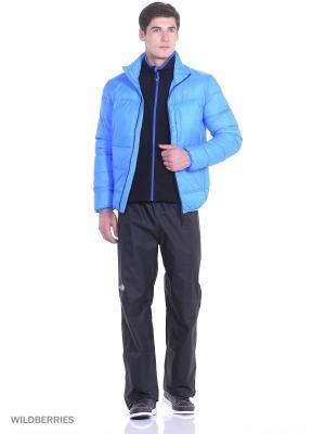 Куртка демисезонная Trespass. Цвет: голубой