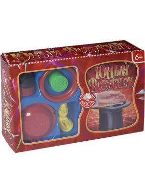 Юный фокусник Fun kits. Цвет: красный