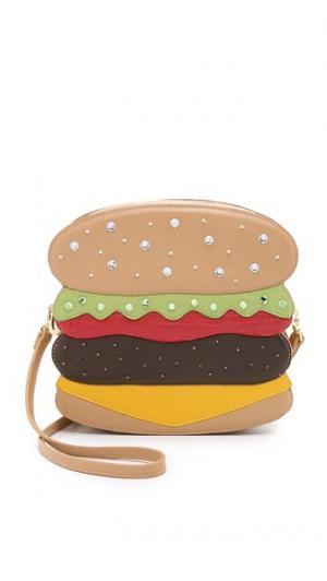 Сумка в виде чизбургера Patricia Chang