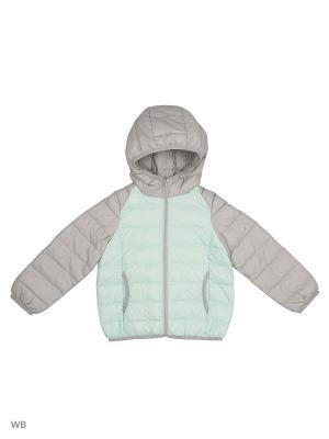 Куртка SNOWIMAGE. Цвет: светло-зеленый