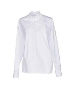 Блузка COVERT. Цвет: белый