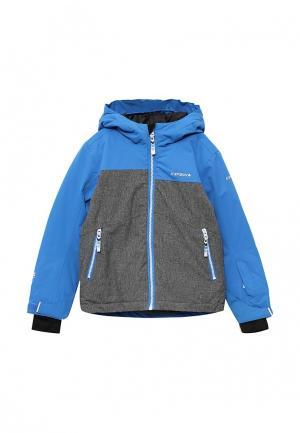 Куртка горнолыжная Icepeak. Цвет: серый