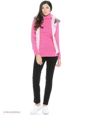 Комплект одежды RELAX MODE. Цвет: черный, розовый