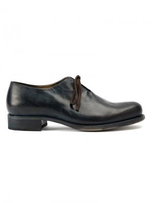 Классические туфли Cherevichkiotvichki. Цвет: синий