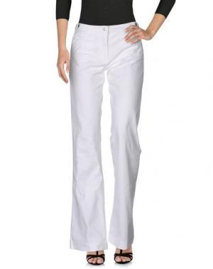 Джинсовые брюки GERARD DAREL. Цвет: белый