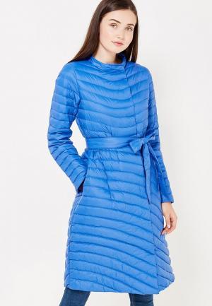 Пуховик Baon. Цвет: синий