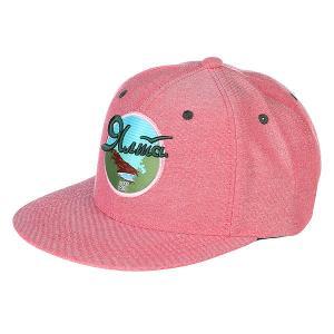 Бейсболка  Ялта Снэп Pink Запорожец. Цвет: розовый