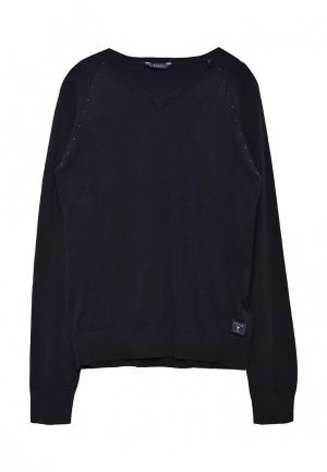 Пуловер Guess. Цвет: синий