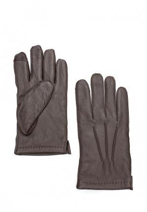 Перчатки Banana Republic. Цвет: коричневый