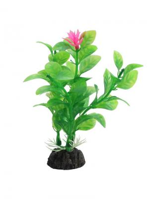 Растение аквариумное Незея 100мм цветущая. LAGUNA. Цвет: зеленый