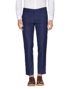 Повседневные брюки SSEINSE. Цвет: синий
