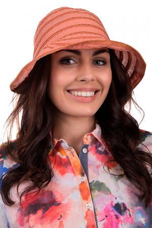 Шляпа Seeberger. Цвет: оранжевый
