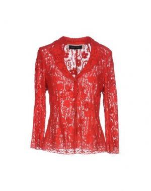 Пиджак MARIELLA BURANI. Цвет: красный