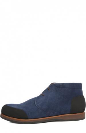 Ботинки Zonkey Boot. Цвет: синий