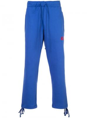 Спортивные брюки 424 Fairfax. Цвет: синий