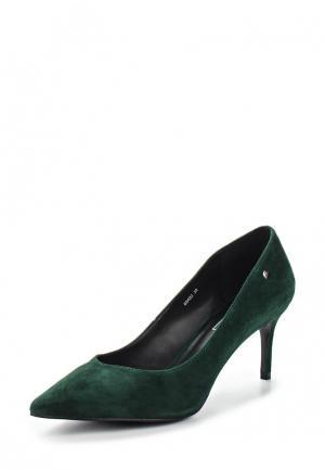 Туфли Antonio Biaggi. Цвет: зеленый