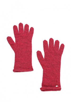 Перчатки Coccinelle. Цвет: красный