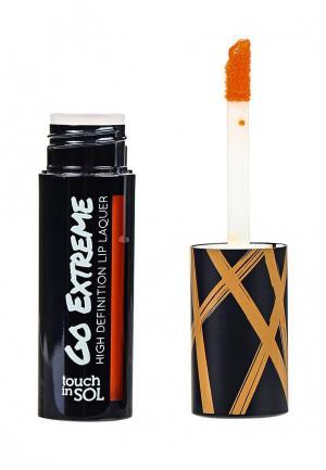 Лак Touch in Sol. Цвет: оранжевый
