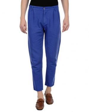 Повседневные брюки ÉTUDES STUDIO. Цвет: синий