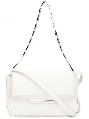 Colt cross body bag Eddie Borgo. Цвет: белый