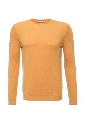 Джемпер United Colors of Benetton. Цвет: желтый