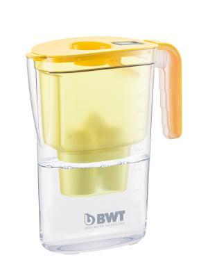 Фильтр-кувшин BWT Vida желтый. Цвет: желтый