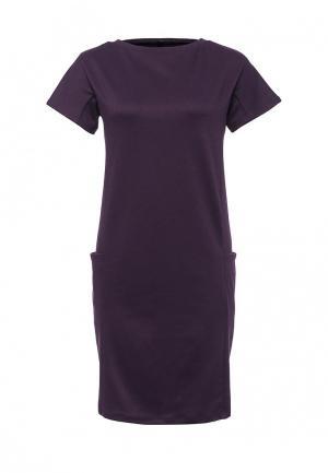 Платье Alina Assi. Цвет: фиолетовый