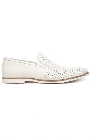 Туфли ELROSSO EL'ROSSO. Цвет: белый