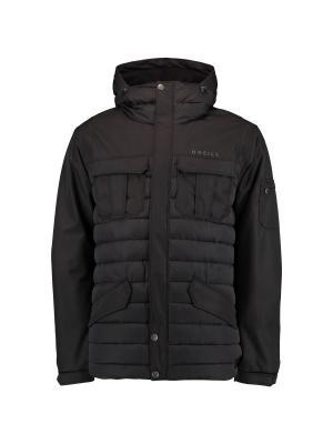 Куртка O'Neill. Цвет: черный
