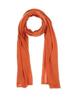 Палантин FINE COLLECTION. Цвет: оранжевый