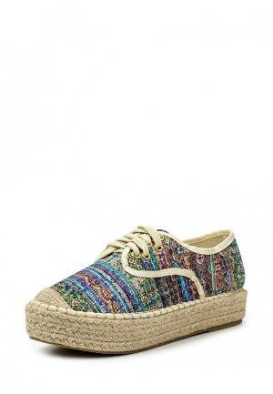 Ботинки Pezzano. Цвет: разноцветный