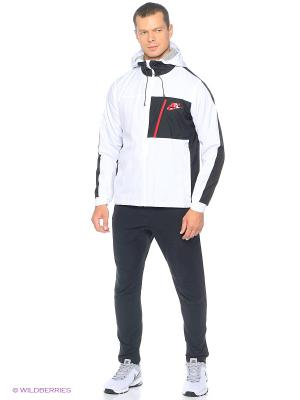 Ветровка M NSW AV15 JKT WVN HD Nike. Цвет: белый