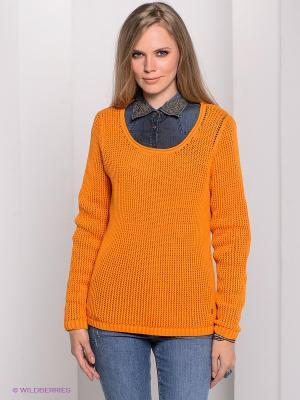 Джемпер Bogner Jeans. Цвет: оранжевый